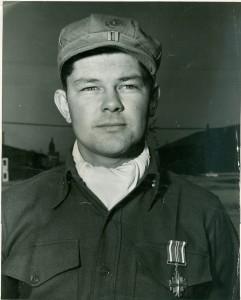 DAD Medal recipient