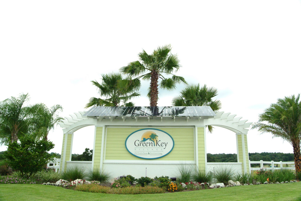 Green Key Entrance