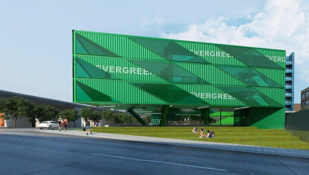 MSP Shipping Container Bldg 02