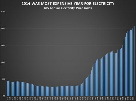ANNUAL ELECTRICITY PRICE INDEX-2013-2014-PHOTO