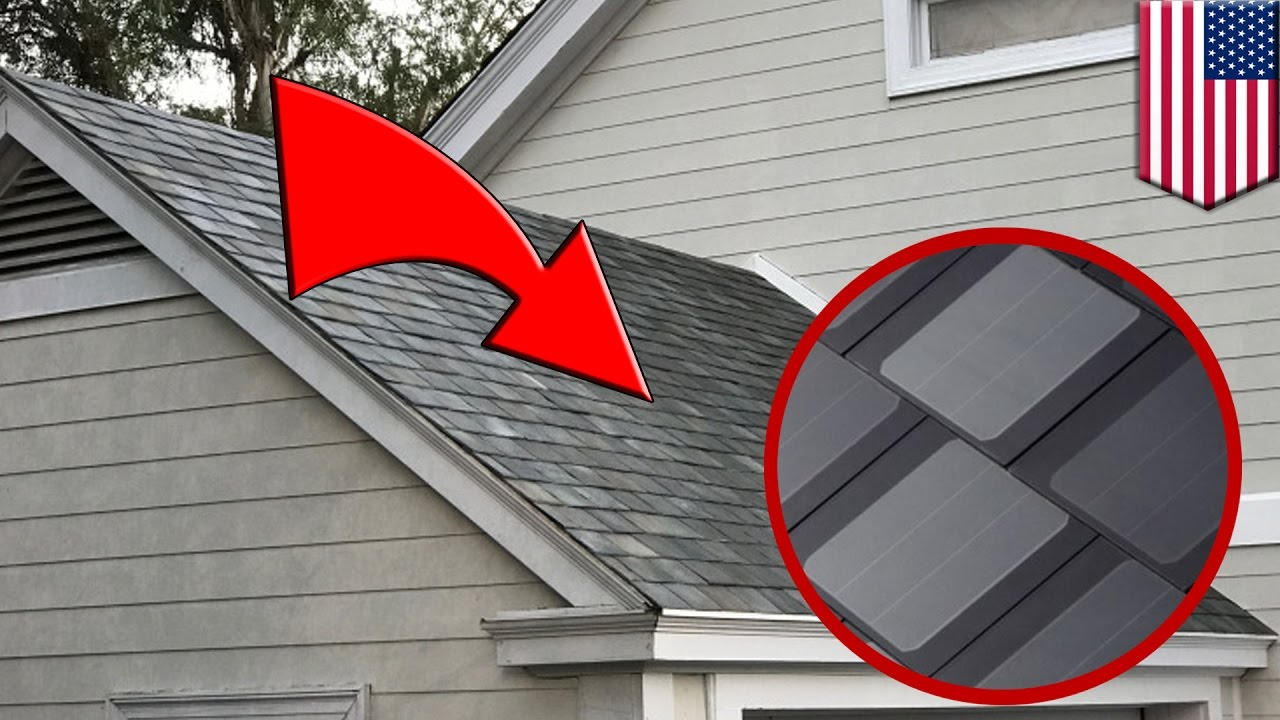 Where A Solar Roof Works And Where It Doesn T