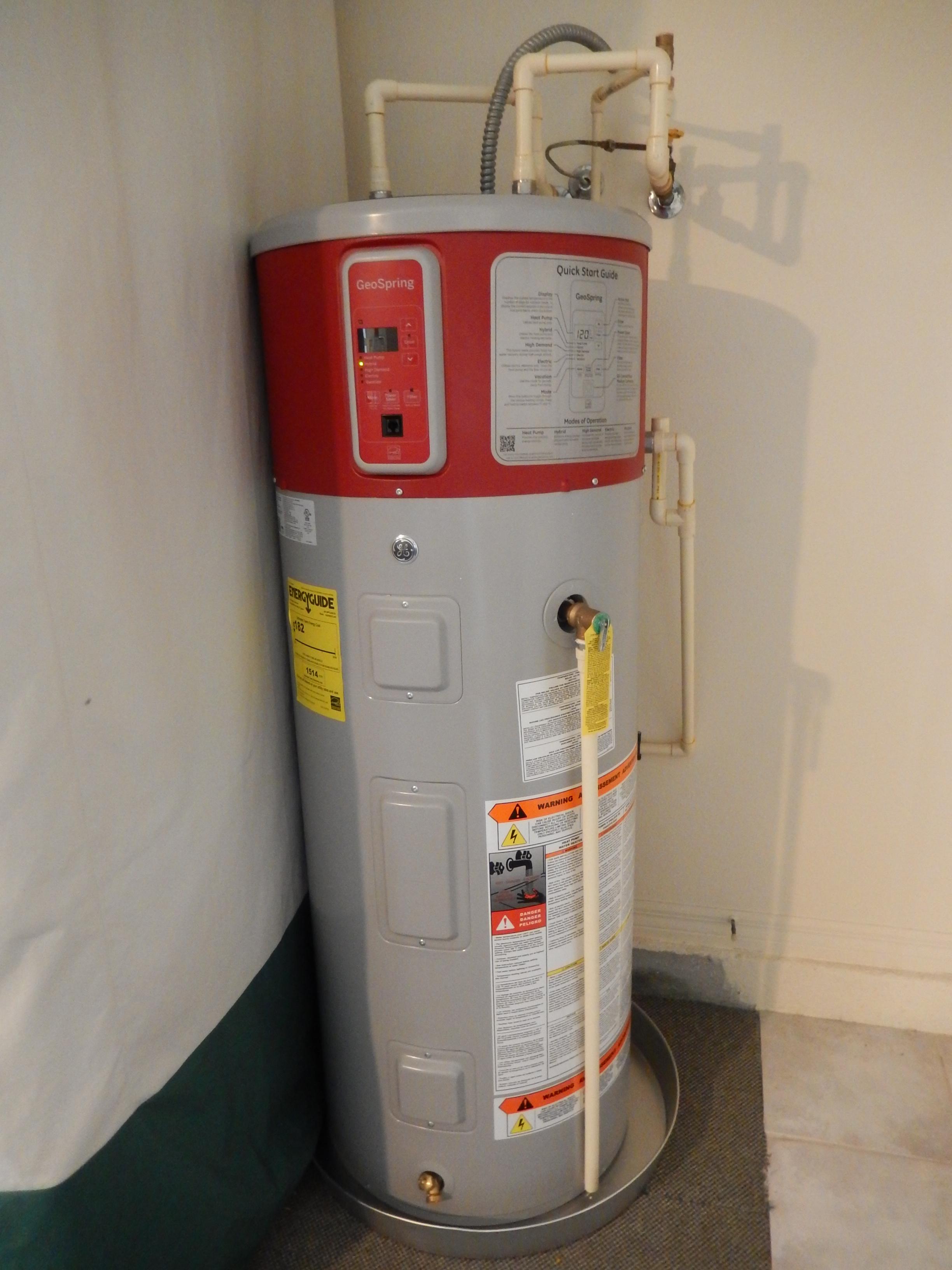 Ge Water Heater Manual | Ge Hybrid Water Heater Wiring Diagram |  | Best Water Heater